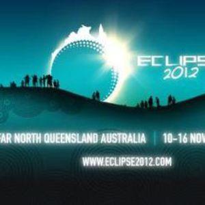 D-sens @ Eclipse festival 2012 - Sky stage - Australia