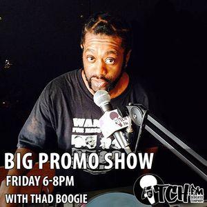 Thadboogie - BigPromo Hip Hop Show 178