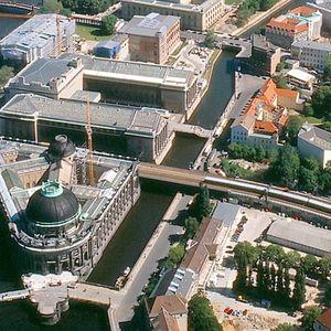 Múzeumi negyedesdi Bécsben és Berlinben