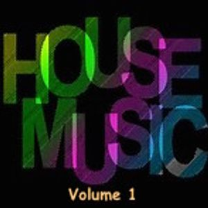 misturando house music - volume 1
