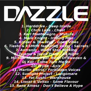 Dazzle's Monthly Forcast wk 14 2015