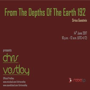 From The Depths Of The Earth 192 (Sirius Guestmix)