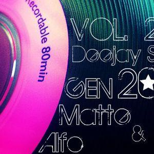 deejayset vol 2 2011 matte & alfo dj