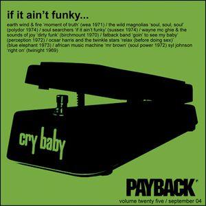PAYBACK Vol 25 September 2004