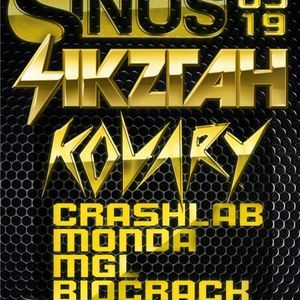 Bizek/TheCrashlab-Sinus0519 Promomix