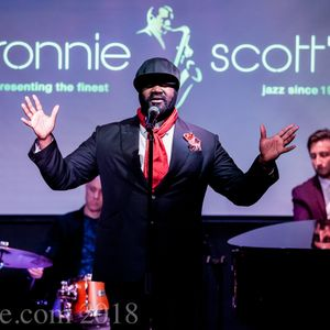 This week, we go backstage at the Royal Albert Hall to speak to Gregory Porter.