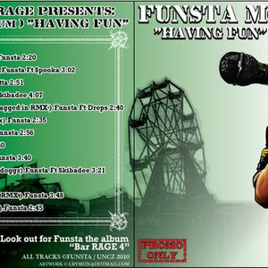 Funsta Mc - Having Fun Pre Album