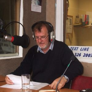 The Review Lounge with Gary Browne on CRC. Gary in conversation with Karrie