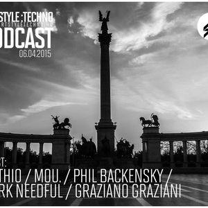 Art Style Techno | Podcast #362 : Phil Backensky