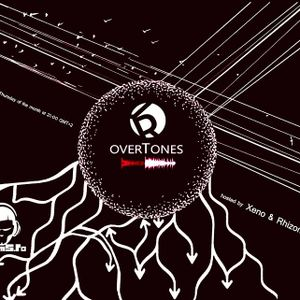 Xeno & Rhizome - Overtones #08 (Guestmix by K-Rob) @ Drums.ro Radio (11.10.2018)