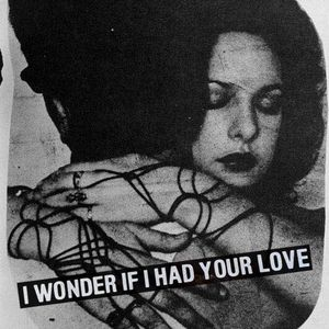 I Wonder If I Had Your Love