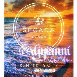 Secada Beach Bar x Klouvihouse Summer Mix