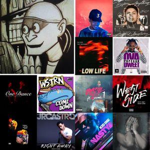 Best Of 2016 RnB_HipHop 1st half !!