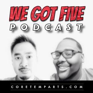 Ep. 68 - Star Wars Characters - We Got Five