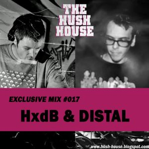 HxdB & Distal - Hush House Podcast #17 (2011)
