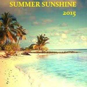 DJ Johnny d'Ark - Summer Sunshine Mix 2015