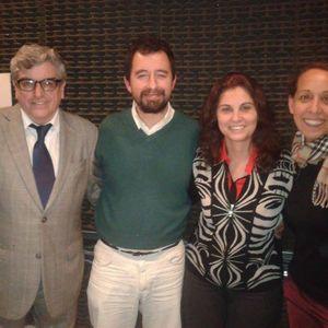 Dra. Carolina Ferro y el Dr. Marcelo Barreiro Comisión de Derecho Comercial