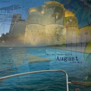 PSM025 - Paride Saraceni - August Mix 2012