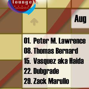 Zack Marullo @ Audio Control Radio Show (2013.08.29.)