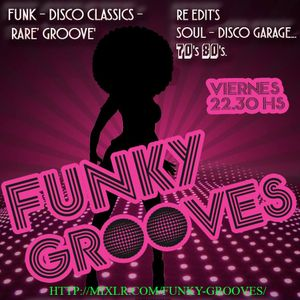 FUNKY GROOVES EMISION 25-03-2016.
