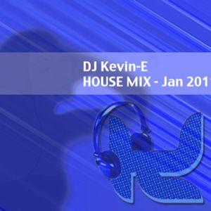 House Mix - Jan 2011