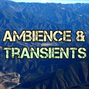 Ambience & Transients - KCSB (02-23-2015)