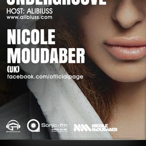 Undergroove Radio Show - w/guest NICOLE MOUDABER (September 2012)
