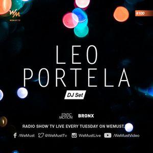 We Must Radio S4E100 - Leo Portela - Dj Set