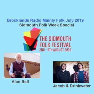 Brooklands Radio Mainly Folk July 2019