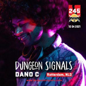 Dungeon Signals Podcast 245 - Dano C