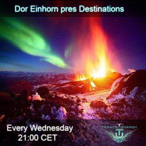 Dor Einhorn - Destinations Radio 017