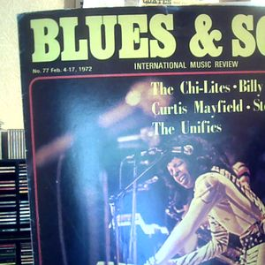 in orbit with Clive r feb 11 pt 1 solarradio- US Soul top 100 countdown February 1972/B&S magazine