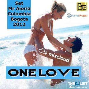 Set Mr Aioria - One Love