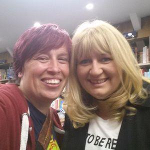 Radio Interview with best selling author, Carmel Harrington