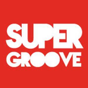 Rádio Supergroove - Programa #1
