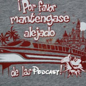 Por Favor Podcast Episode #004 - Walt Disney World March Madness (2 of 3)