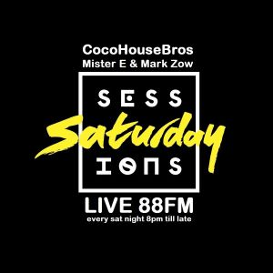 88FM CocoHouseBros Sessions 001 (Zow set)