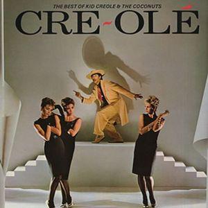Your Kid-Creole-ing me!