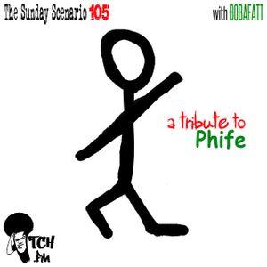 Bobafatt - The Sunday Scenario 105 - Phife Dawg