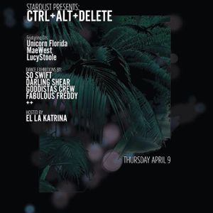 Ctrl+alt+delete: Venus April 9th Teaser mix
