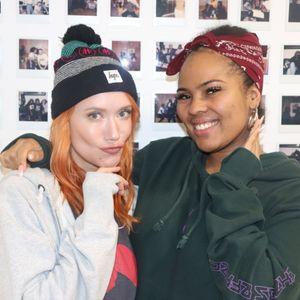 Brunch with Kamilla & Liv Knight - 02.12.19 - FOUNDATION FM