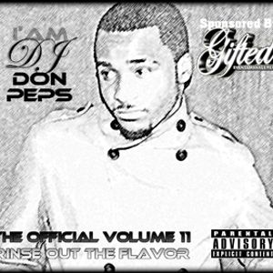 Official DJ Don Peps - Volume 11+ Edition Mix CD