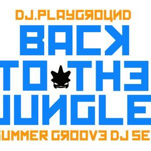 "DJ.PLAYGROUND ""BACK TO THE JUNGLE"""