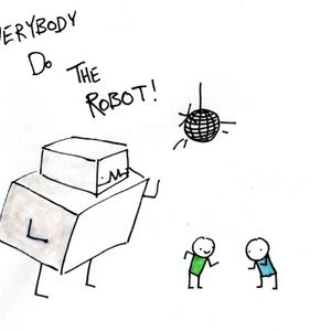 Do the robot ! Vol. 1