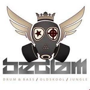 BEDLAMRADIO.CO.UK DRUM AND BASS MIX. DJ JUDDA. 12.7.16