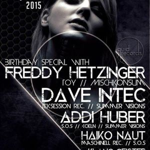 Heiko Naut At Gate Club 23 - 05 - 2015 Part 1
