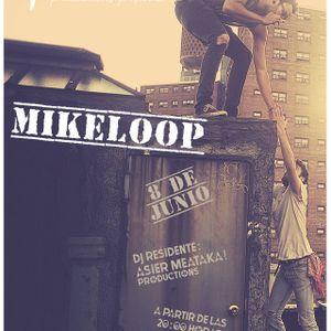 MikeLoop live in Ondarra 16bis (Domingo de Pingo)