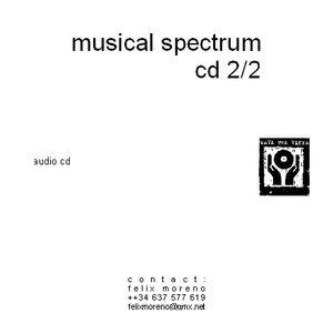 Musical spectrum cd2