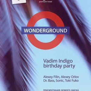 Alexey Filin - live from Vadim Indigo birthday party - 15 september 2012