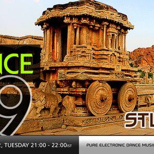 Electrance India Sessions 9 on www.tenzi.fm